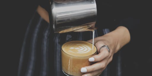 Become a Coffee Boss at the Benk + Bo Workshop