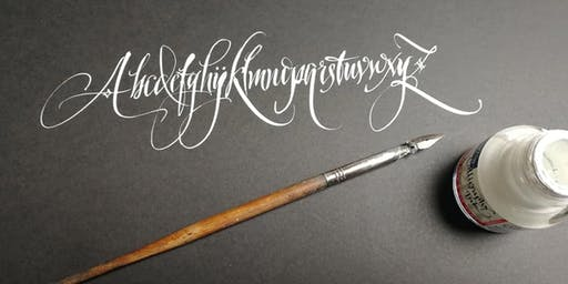 Free Form Calligraphy Workshop
