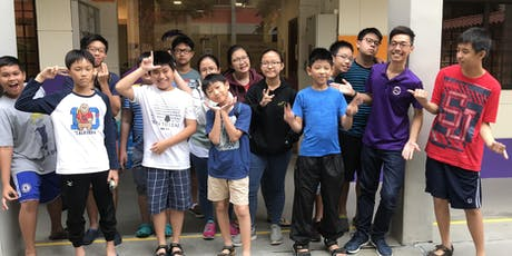 Simei: Mindfulness Student Camp: Calming On Demand (11-15 years old) - Dec 3, 4 (Tue & Wed) tickets