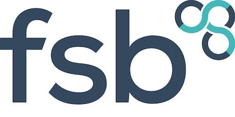 FSB Devon/Cornwall Support & Help for Rural Businesses -  121219 tickets
