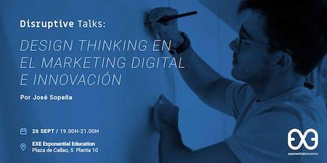 Design Thinking aplicado al Marketing Digital e Innovación entradas