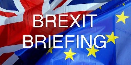 Brext Briefing with Darren Jones MP - Shirehampton tickets