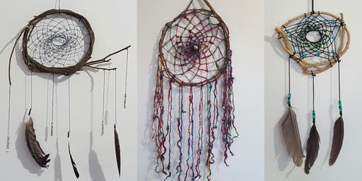 Crystal Dream Catcher Workshop