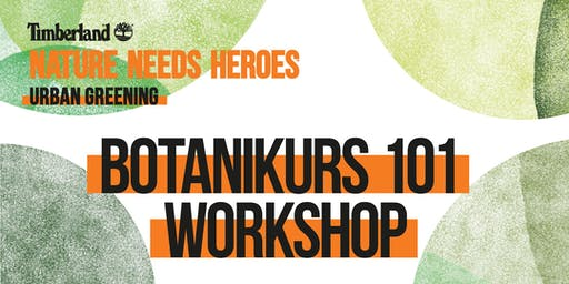 Botanikurs 101 Workshop