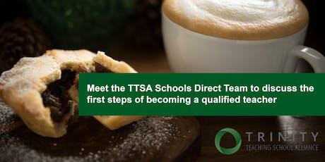 TTSA: Coffee Morning with the School Direct Team tickets
