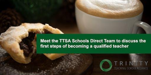 TTSA: Coffee Morning with the School Direct Team