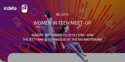 Women in Tech Meet-Up