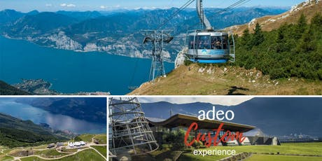 Adeo Custom Experience 2019  2-3-4 Ottobre biglietti
