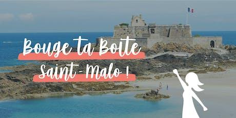 Réunion découverte du réseau business féminin à Saint-Malo billets