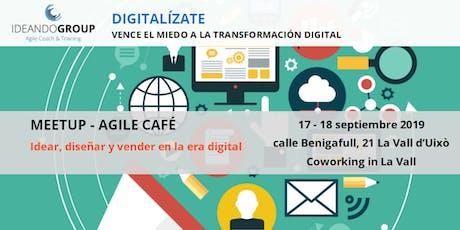 Idear, diseñar y vender en la era digital entradas