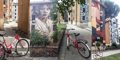 STREET ART & BIKE