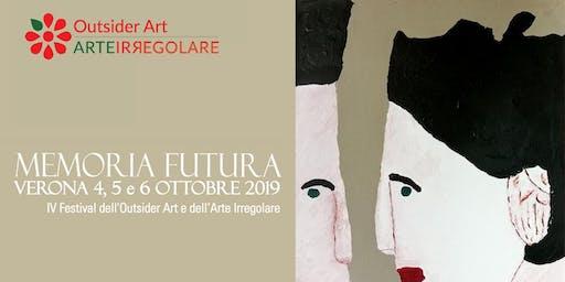 Festival Outsider Art - Arte Iregolare