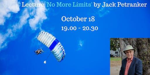 Lezing 'No More Limits'