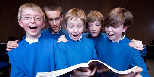 Re:Sound - SOLSTICE with Trinity Boys Choir