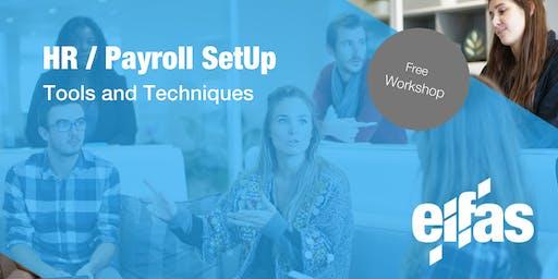 Employers Basics - HR / Payroll SetUp
