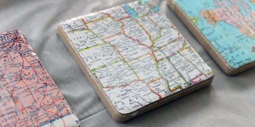Crafternoon – Destination Coasters