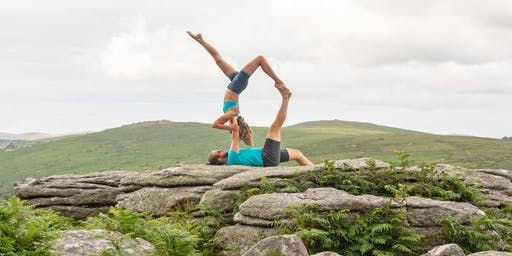 Acroyoga Workshop with Joshua Sleith and Natalia Virdee