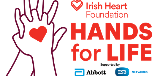 Ballyroan Library Dublin - Hands for Life