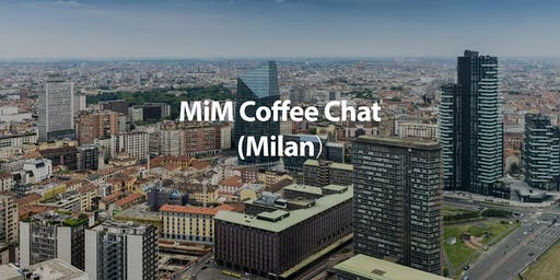 CUHK MSc in Management (MiM) Coffee Chat in Milan