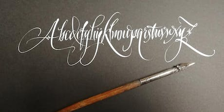 Free Form Calligraphy Workshop tickets