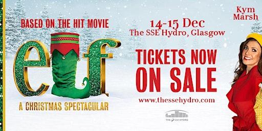 Elf - A Christmas Spectacular Event Parking