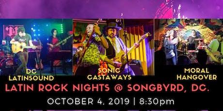 Sonic Castaways at Songybyrd Vinyl Lounge tickets