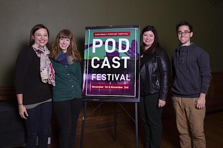 PoD Discovery(s) - Cincinnati's Podcast Festival image