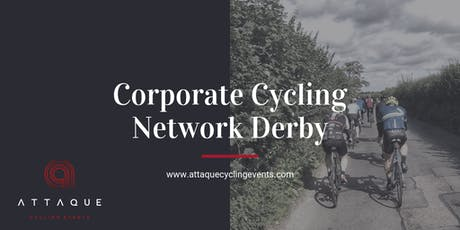 Corporate Cycle Network Derby tickets