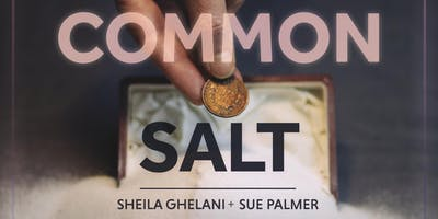 'Common Salt' at Frome Library, Somerset