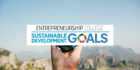 Entrepreneurship College - SDG 4 tickets