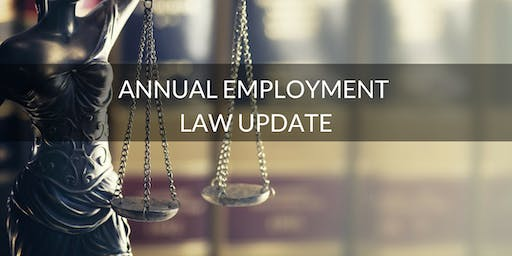 Annual Employment Law Update