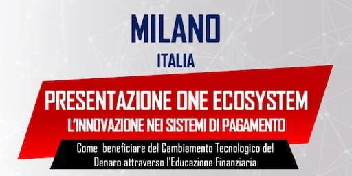 Presentazione ONE Ecosystem