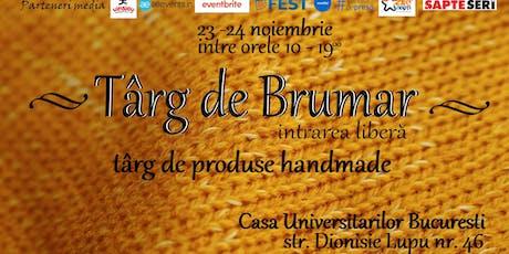 Targ De Brumar-targ De Produse Handmade tickets