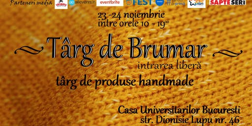 Targ De Brumar-targ De Produse Handmade