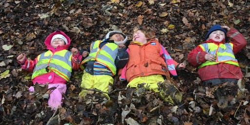 Out There Kindergarten's Autumn 'See and Play' - Brislington