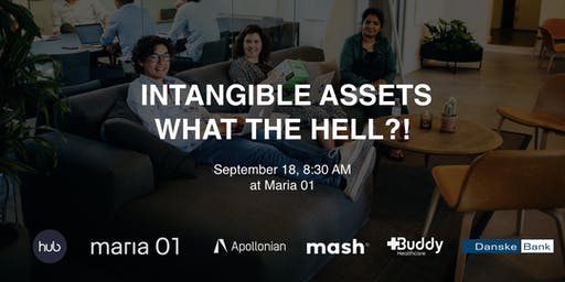 Intangible Assets – What the Hell?!  by The Hub, Danske Bank & Apollonian