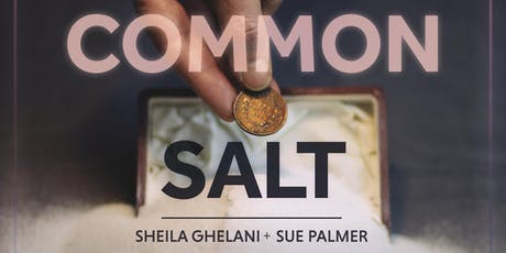 'Common Salt' at Yeovil Library, Somerset tickets