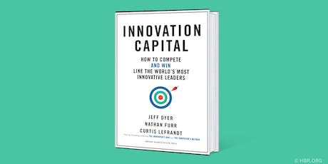 HBR Live: Innovation Capital tickets