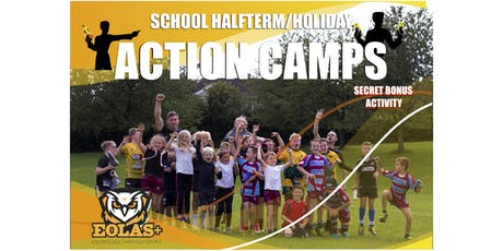 ACTION CAMP - OCTOBER HALF TERM tickets