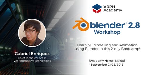 Blender 2.8 Workshop - VRPH Academy