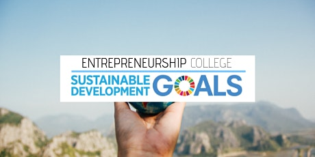 Entrepreneurship College - SDG 17 tickets