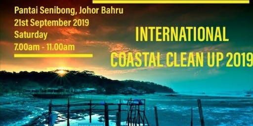 International Coastal Clean Up 2019