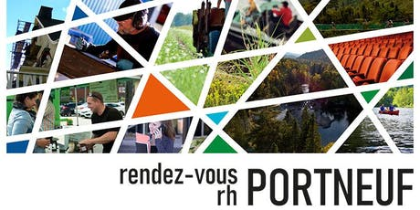 Rendez-vous RH Portneuf 2019 tickets