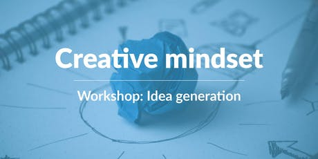Workshop - Ideation with Venture Cup & GOTO 10 tickets