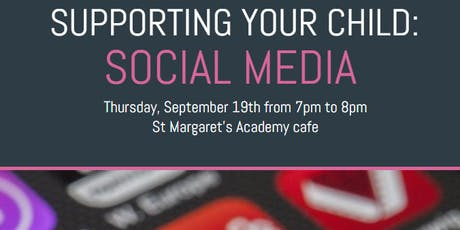 Supporting your child: Social Media tickets