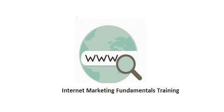 Internet Marketing Fundamentals 1 Day Training in Burlington, MA tickets