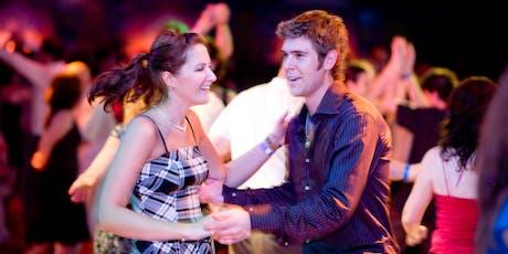Ceroc Wednesday Class and Social Dance Clontarf tickets