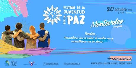 Festival de la Juventud por la Paz - Montevideo entradas