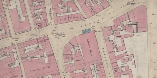 The History of Sheffield Central Street Names