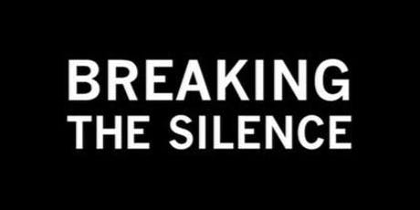 Breaking the Silence | CS - Seacole 005 | 11:00 - 12:00 | Wednesday 6th November tickets